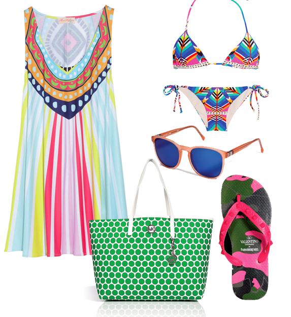 82ea48eb6713 Módne stránky - Tip na letný outfit...